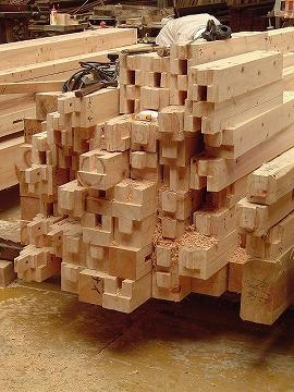 構造材って一体いくら?