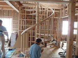 階段工事-2