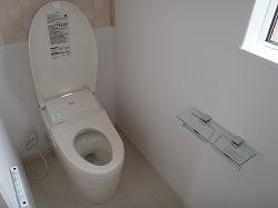 トイレ完了2