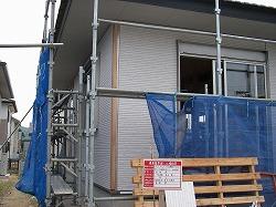 外壁張り-2
